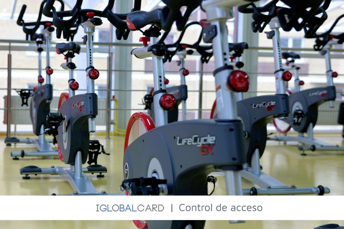 Control de acceso a gimnasio de Alicante 2020