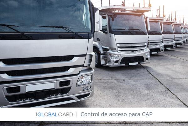 Control biométrico para regular los accesos a los centros de formación CAP