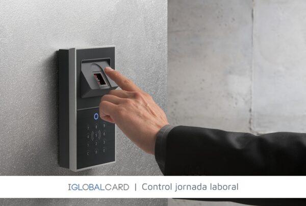 Terminales de control de la jornada laboral