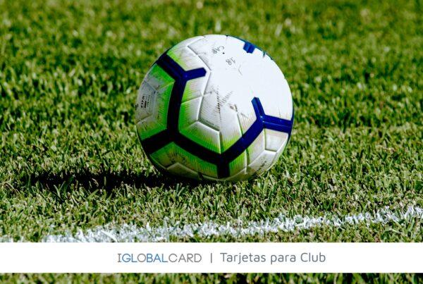 Carnets de socios para clubs de fútbol