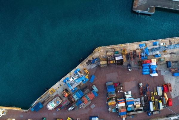 Sistema de control de horarios para empresa del puerto de Alicante