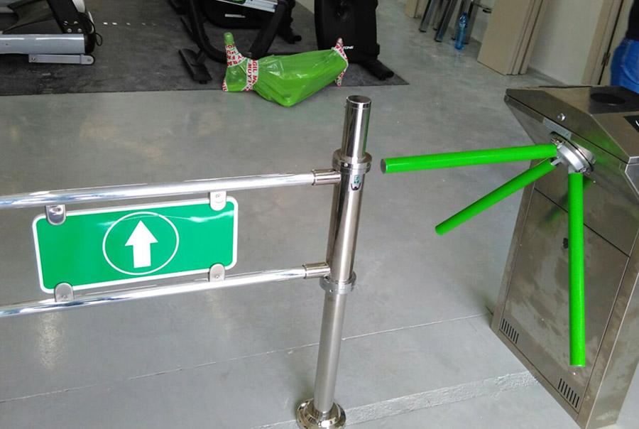 Control de acceso para gimnasio en Elche