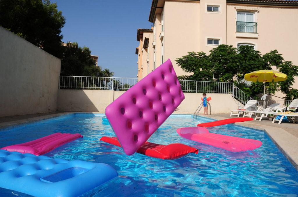 Sistemas de control de aforo en piscinas de urbanizaciones y privadas