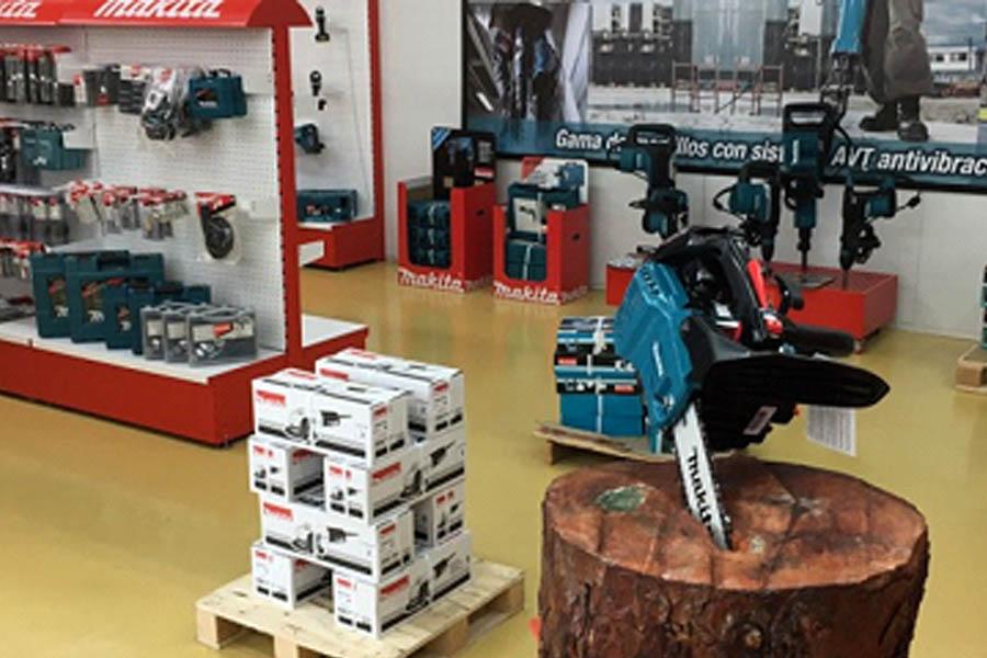 Instalación de sistema de control horario de empleados en empresa de suministros industriales