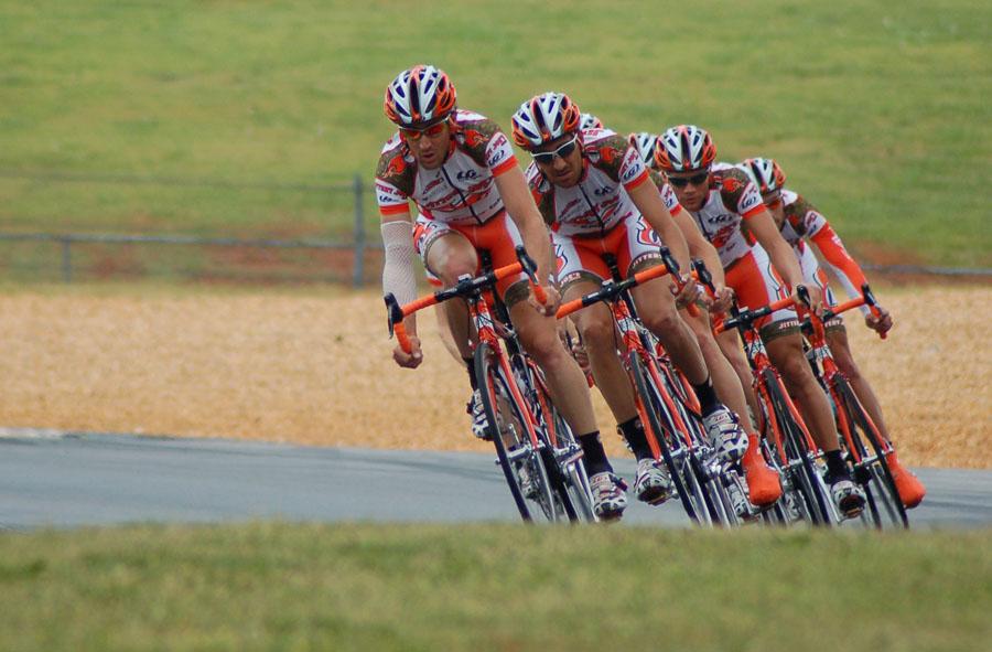 Carnet de socio en PVC para equipos ciclistas