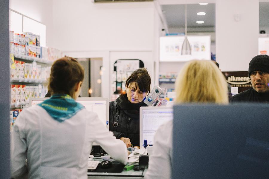 Control y registro horario de oficina para farmacias